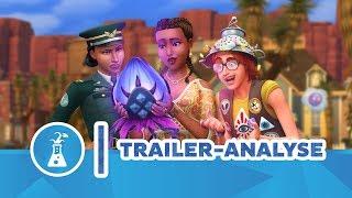 Die Sims 4: StrangerVille - Trailer-Analyse | sims-blog.de