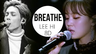 Gambar cover LEE HI (이하이) - BREATHE (한숨) [8D USE HEADPHONE] 🎧