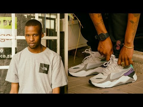 PUMA RS X TRACKS: Talking Music with Theo Roosevelt YouTube
