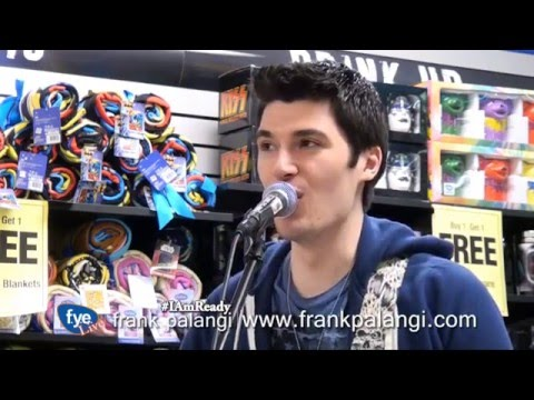 Frank Palangi - I Am Ready - F.Y.E Queensbury Live In Store Performance