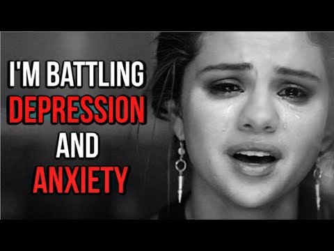 Motivational Success Story Of Selena Gomez – How She Fights Depression & Anxiety And Doesn't Give Up