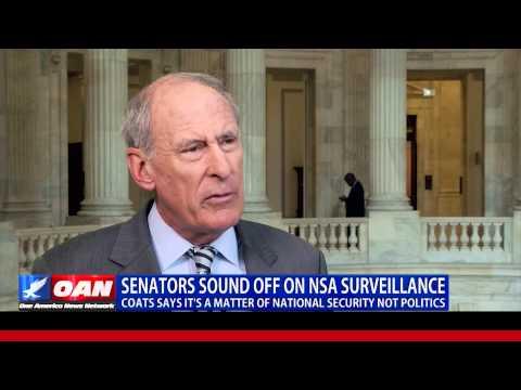Senator Coats NSA Interview Part 2