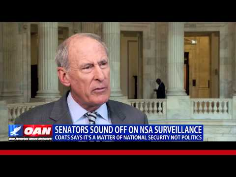 Senator Coats NSA Interview Part 2