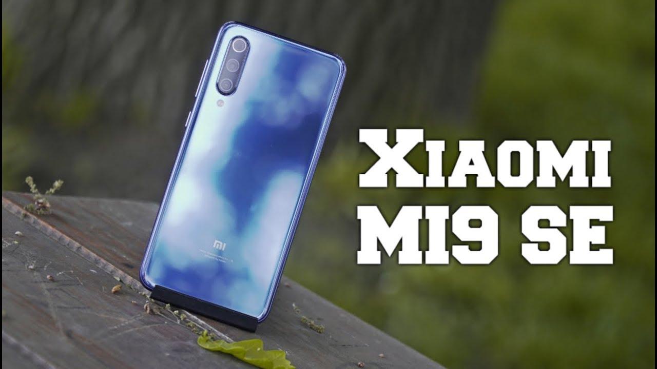 Xiaomi Mi9 Mi 9 SE Global Version 5 97 inch 48MP Triple Rear Camera NFC 6GB  64GB Snapdragon 712 Octa core 4G Smartphone