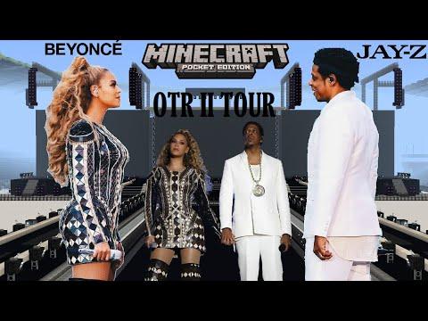 Beyoncé & Jay-Z - OTR II Tour (Minecraft) DOWNLOAD