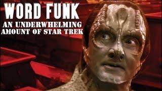 Word Funk #203: An Underwhelming Amount of Star Trek
