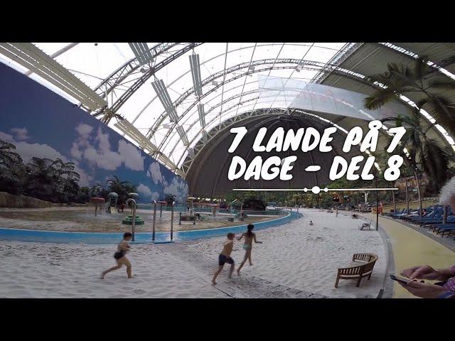 7 lande på 7 dage - Del 8 (Tropical Island)