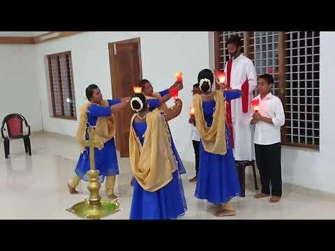 group dance sarvesha padham namo