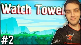 NO TO SKOCZYLI Z POZIOMEM TRUDNOŚCI! - Watch Tower #2