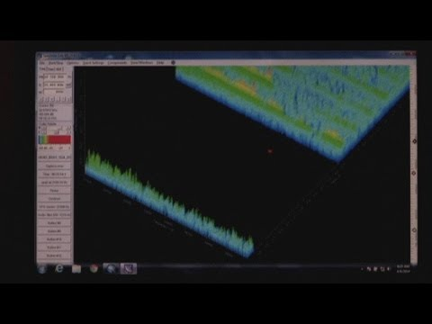 Is this the ping from flight MH370's black box?