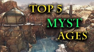Top 5 Best Ages From The Myst Series