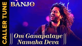 Set 'Om Ganapataye Namaha Deva' as Your Caller Tune | Banjo