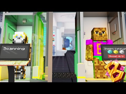 Minecraft: Who's Your Daddy Body Swap Ends at FNAF - (Minecraft Roleplay)
