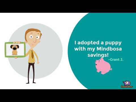 Mindbosa - A fun solution to saving money!