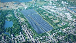 Zonnepark Molenwaard