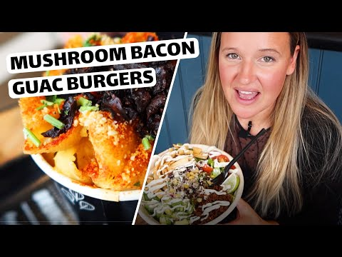 Our First Time Visiting Popular UK Vegan Restaurant Chain |  Did We Like It?
