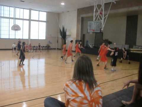 Linsly School BB Scrimmage 5/17/2015