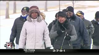 Sen. Horn participates in the Walk for Warmth