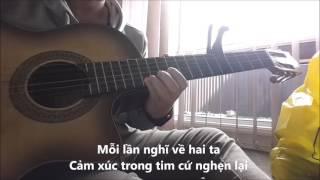 Sống trong nỗi nhớ  (Mr.Siro) - Guitar solo