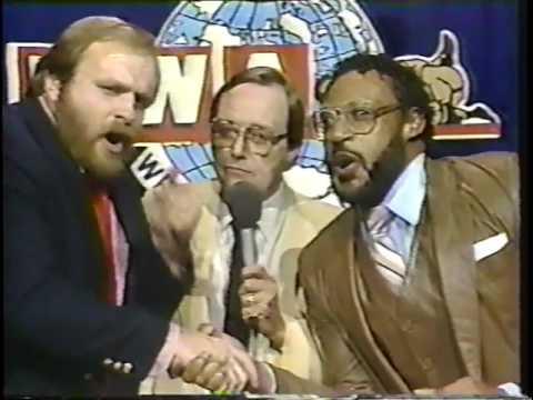 Championship Wrestling From Georgia November 10, 1984