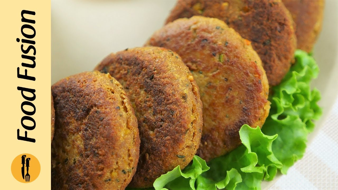 Shami Kabab Recipe By Food Fusion