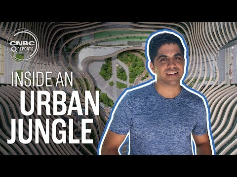 Inside Singapore's cutting-edge urban jungle | CNBC Reports