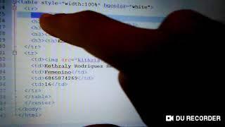Cómo hacer una tabla en código HTML