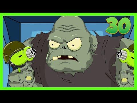 Plantas Vs Zombies Animado Capitulo 30 Completo ☀️Animación 2018
