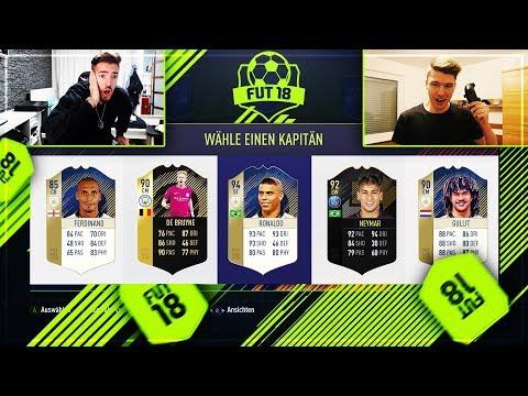 FIFA 18 FUT DRAFT BATTLE vs PROOWNEZ 😱😱 Ultimate Team 😍 Wakez