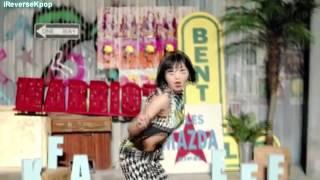 2NE1 - Falling in Love [reversed MV]