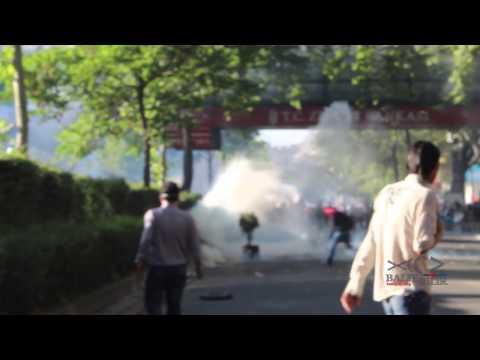 Ankara Gezi Parkı için Direniyor