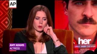 Phoenix, Adams Fell in Love With 'Her'