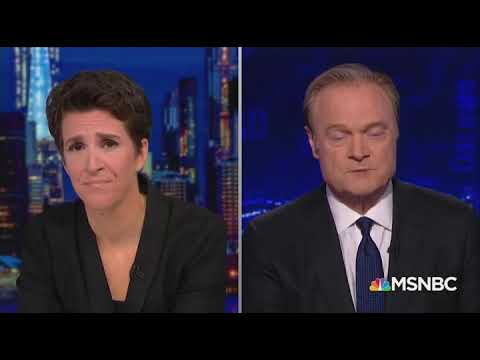 Lawrence O'Donnell Floats Bombshell About Trump Taxes, Later Says Story Will Need 'A Lot More Verification'