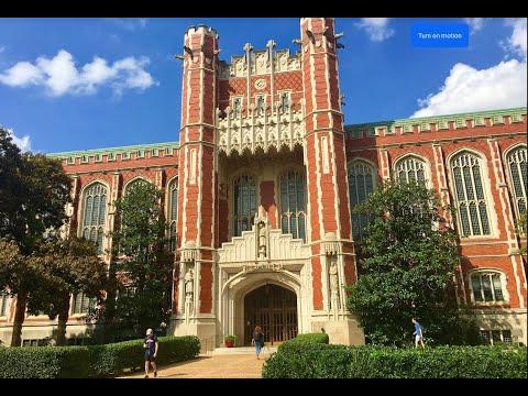 University of Oklahoma Dorm Tour
