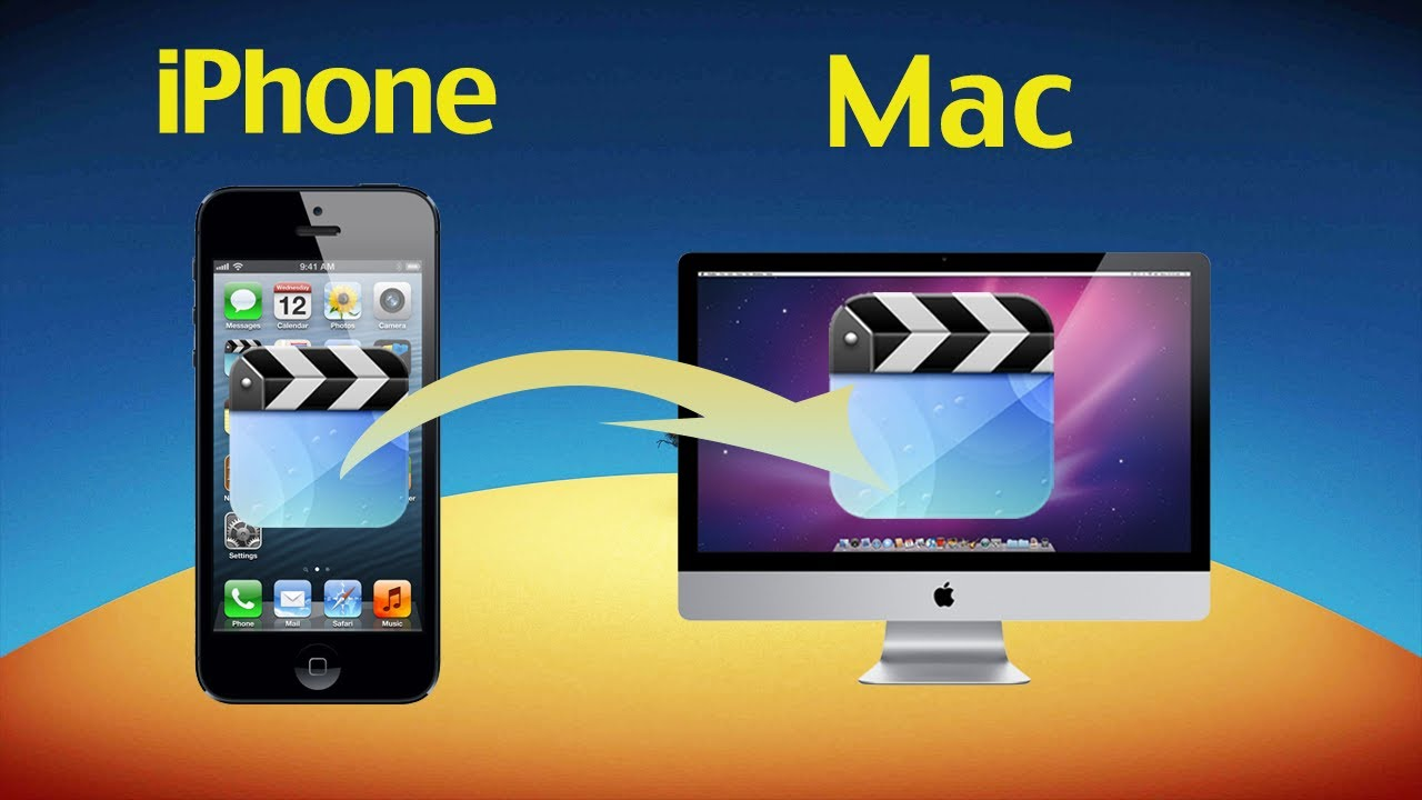 sync iphone with macbook how to transfer from iphone to mac how to transfer 7192