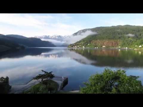 Ulvik  Fjord