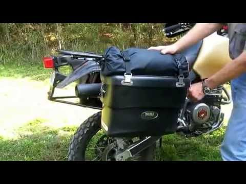 Mule Packs and Procycle