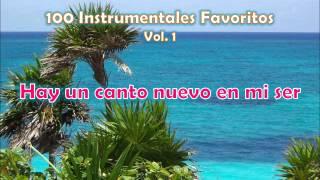 100 Instrumentales Favoritos vol. 1 - 028 Hay un canto nuevo en mi ser