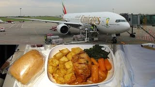 Emirates to the Far East! Economy Class Experience | Part 1