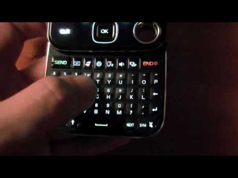 Nokia 7705 Twist vuong video from Engadget