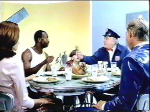 Maytag Commercial with Michael Johnson, Gordon Jump and Jefferson Brooks Year: 2000