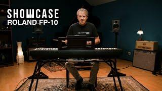 Showcase #2 - Roland FP-10