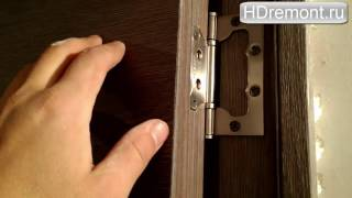 Ошибки при установке двери