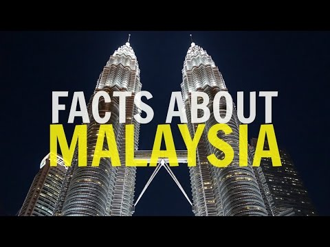 TOP 10 FACTS ABOUT MALAYSIA!