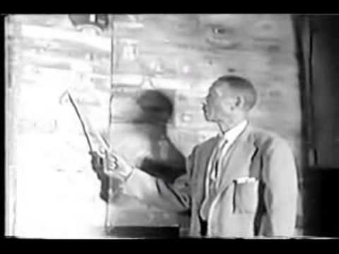 1958 Film of Dr. Henry C. Kinley Part 1
