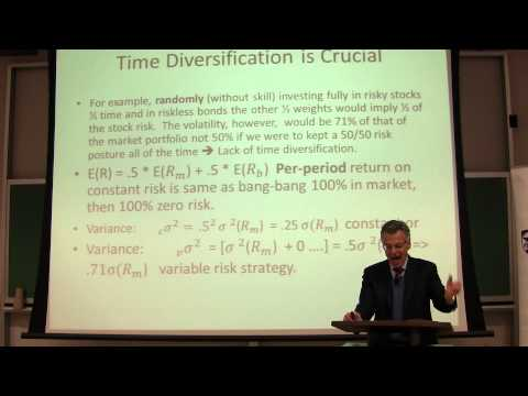 "Myron Scholes, ""The Costs of Constraints: Risk Management, Agency Theory and Asset Prices"""