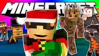 Repeat youtube video Minecraft Try Not To Laugh CHALLENGE | Guardians Of The Galaxy!