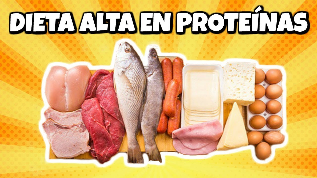proteinas para bajar de peso para mujeres