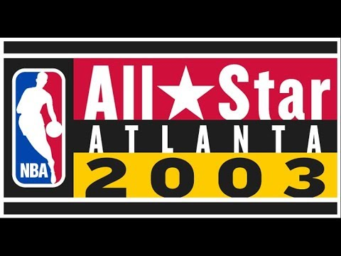 2003 NBA All Star Game Конкурсы
