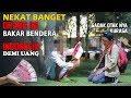 🤑TEST JIWA NASIONALISME 💯 KASIH UANG 500RB KE ORANG & BAKAR BENDERA INDONESIA - Social Experiment
